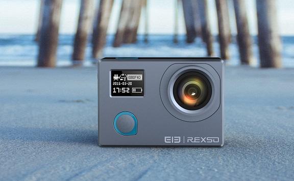 Камера Elephone Explorer Dual