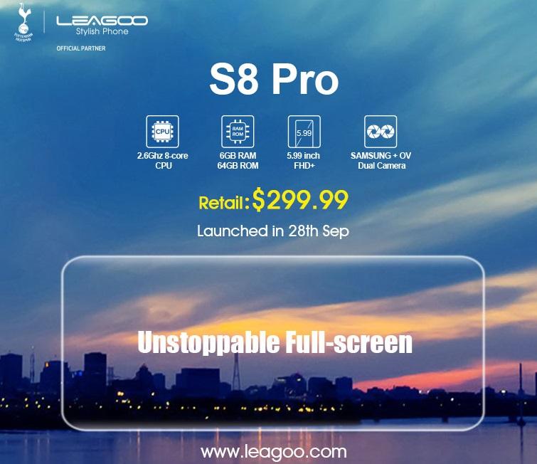 Leagoo S8 Pro