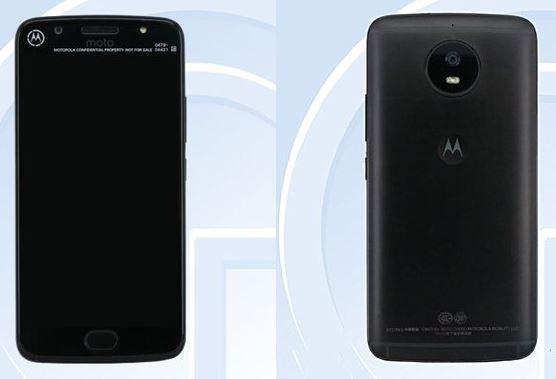 Motorola Moto XT1799-2