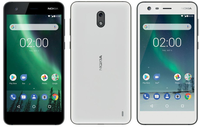 unknown Nokia smartphones