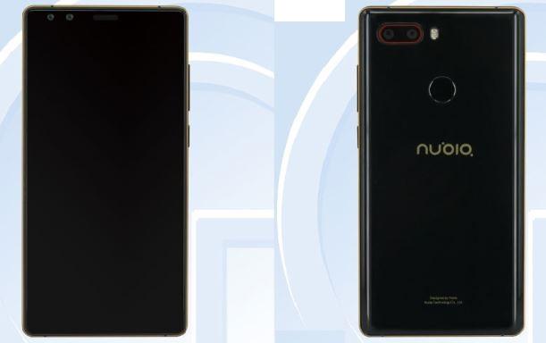 ZTE Nubia NX595J