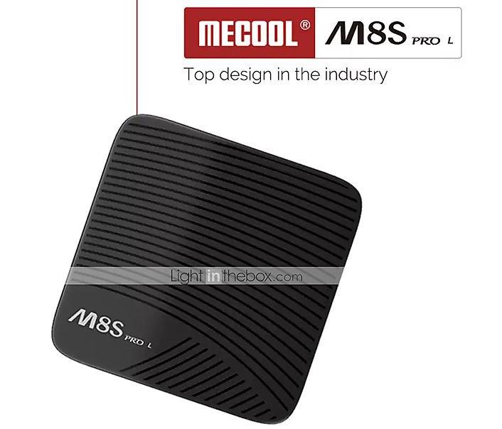 Mecool M8s pro L