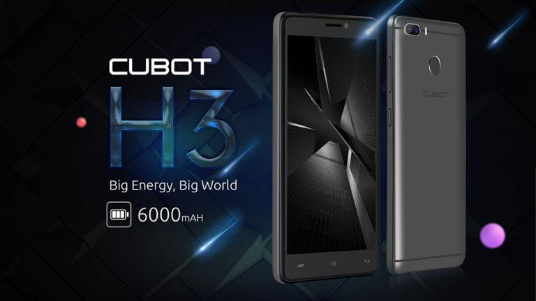 cubot-h3