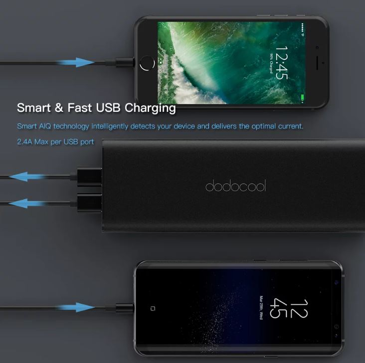 dodocool 20100 mAh Power Bank
