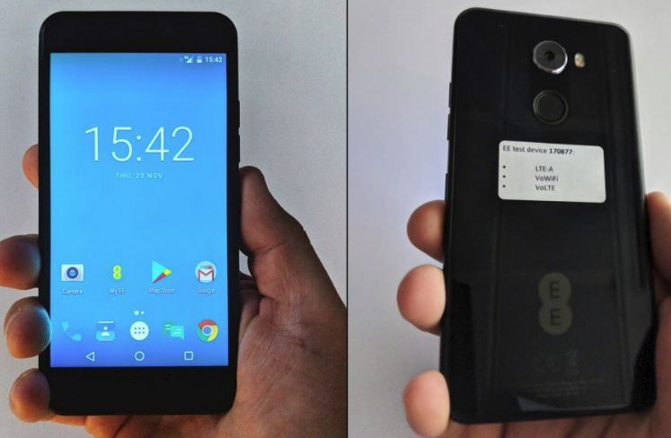 В основе смартфона EE будет находиться редкая однокристальная система MediaTek 6755