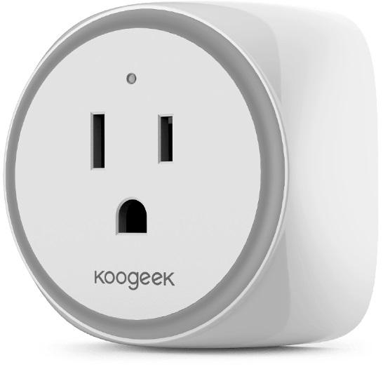 WiFi-enabled Smart Plug