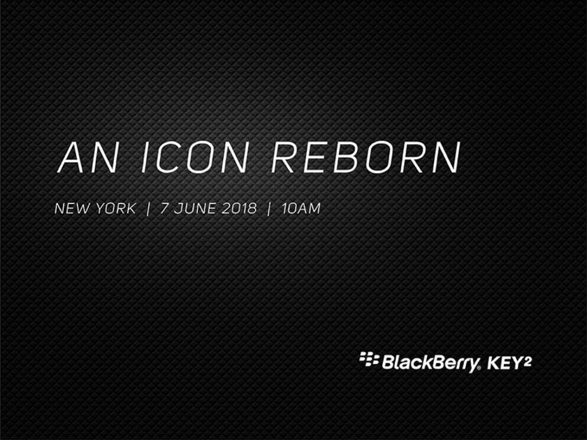 BlackBerry KEYone 2