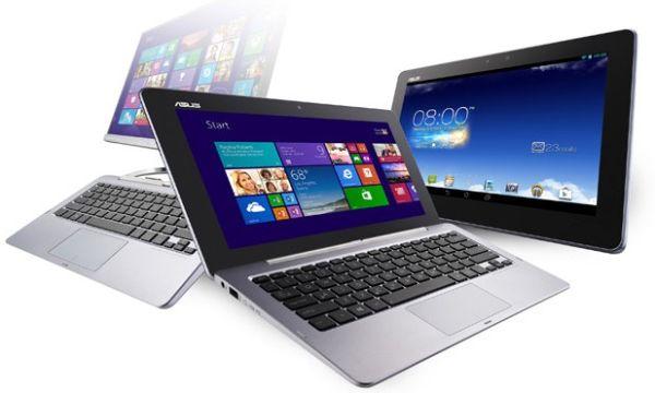 5 самых интересных компьютеров-трансформеров 2013 года