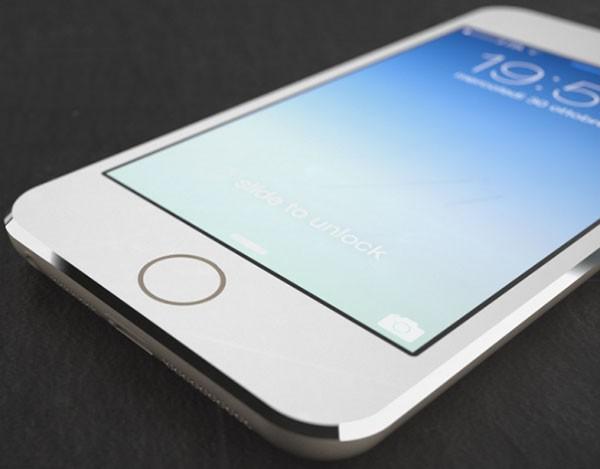 Концепт очень тонкого iPhone Air