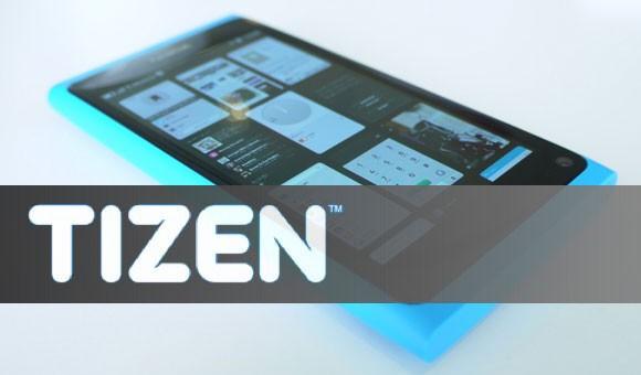 Первый смартфон Samsung на Tizen OS появился на видео
