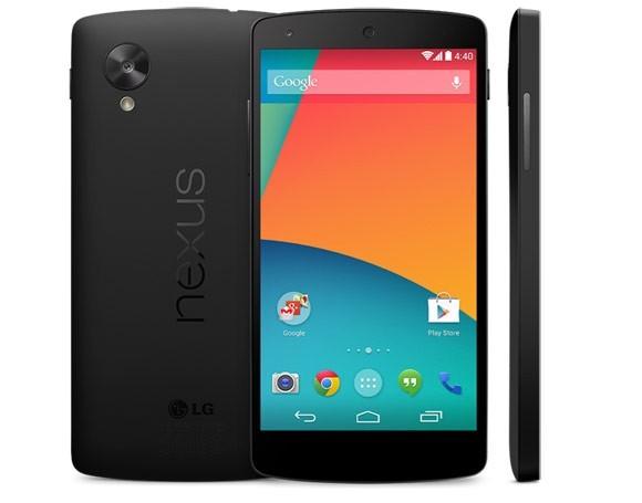 Nexus 5 и еще 6 лучших смартфонов октября