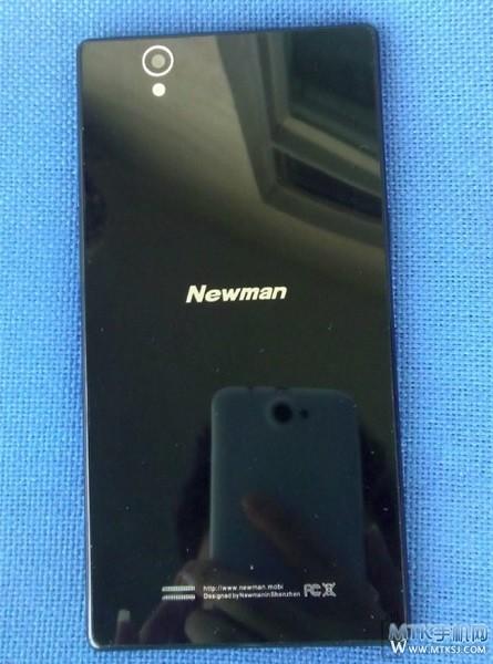 Newman K18 – еще один ультратонкий смартфон
