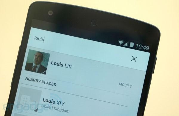 Android-смартфоны будут отображать фото из Google+ при входящих звонках