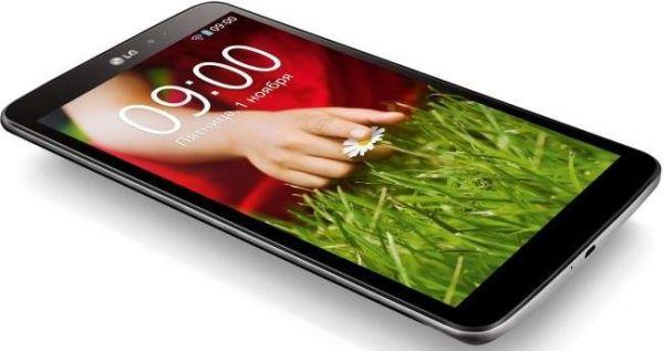 LG G Pad 8.3 вышел в России