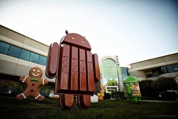 Sony опубликовала список смартфонов, которые получат Android 4.4 KitKat