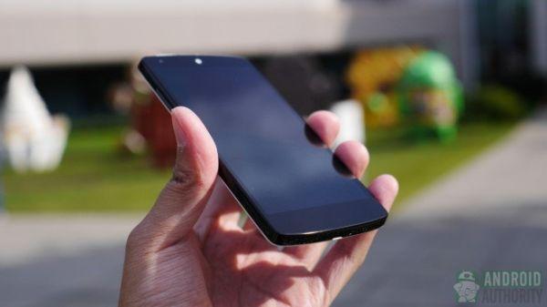 Google Nexus 5 прошел тест на прочность