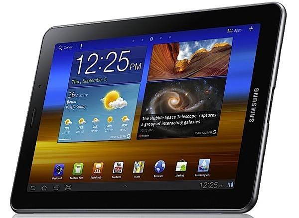 Samsung вплотную займется планшетами с AMOLED-дисплеями