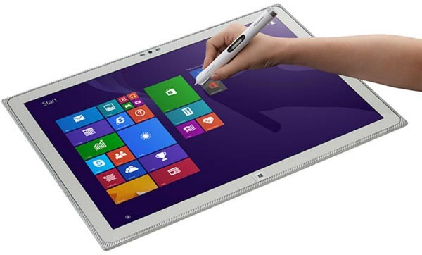 Планшет-гигант Panasonic Toughpad 4K UT-MB5 оценен в $6000