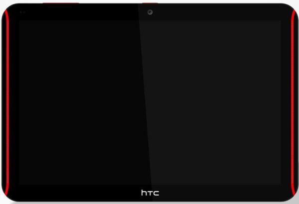 Концепт мощного и красивого планшета HTC Dark Shadow