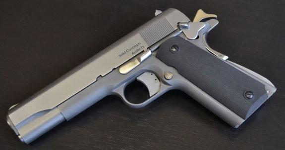 На 3D-принтере распечатали настоящий металлический пистолет