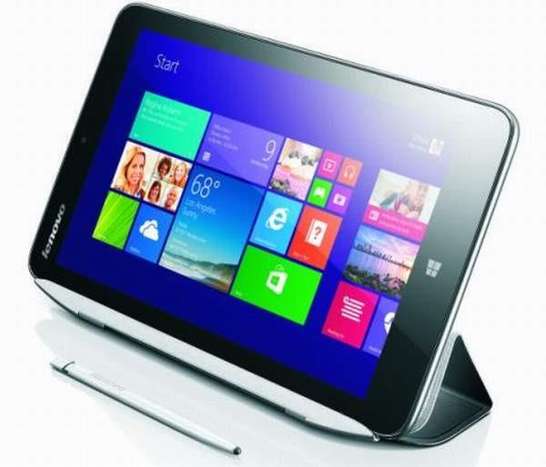 Lenovo выпустила планшет Miix 2