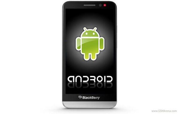 Обновление BlackBerry OS 10.2.1 принесет поддержку приложений для Android
