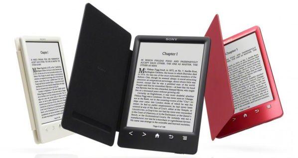 Sony Reader PRS-T3 – брендовый ридер в тонком корпусе