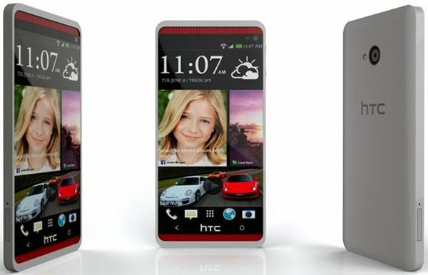Концепт скромного флагмана HTC Five