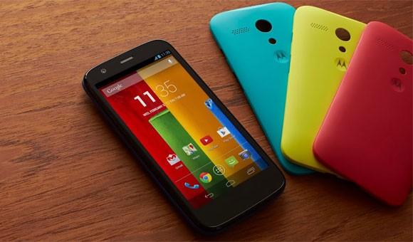 Motorola выпустила «флагман для бедных»