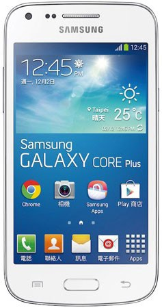 Анонсирован Samsung Galaxy Core Plus, он стал слабее оригинала