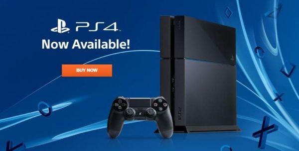 Состоялся официальный релиз приставки Sony PlayStation 4
