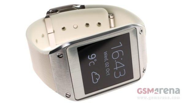 Samsung Galaxy Gear получит поддержку уведомлений