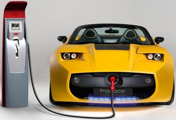 Ученые нашли способ беспроблемной зарядки электромобилей
