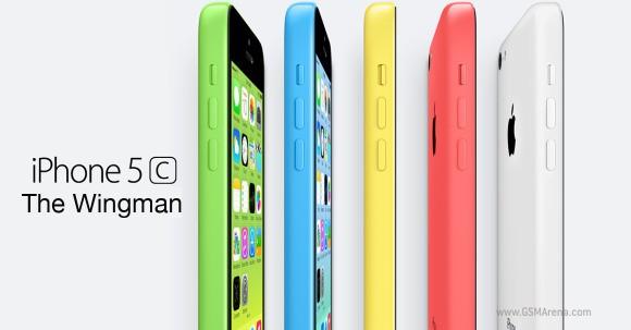 Foxconn сообщила об остановке производства iPhone 5c