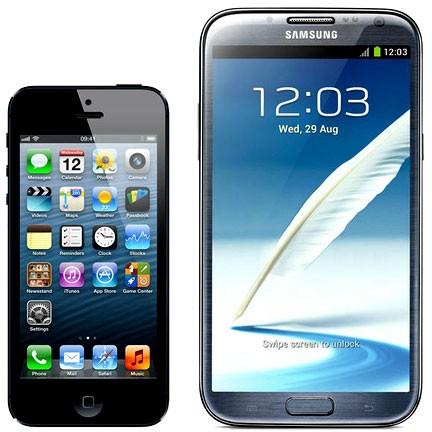 Доля планшетофонов на рынке мобильников достигла 21%