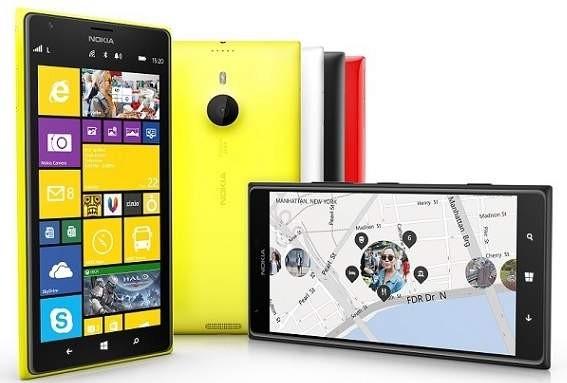 Планшетофон Nokia Lumia 1520 уже в продаже