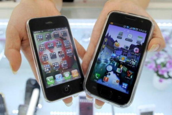 Apple и Samsung поделили 109% прибыли на рынке смартфонов