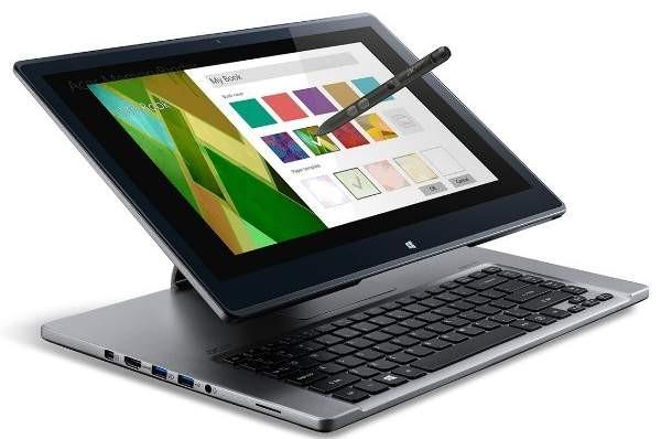 Acer обновила свой мега-трансформер Aspire R7