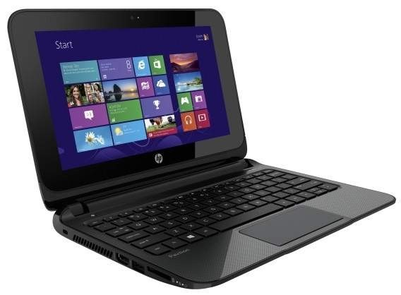 Компактный ноутбук HP TouchSmart 10 по цене хромбука