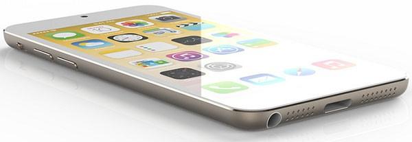 Красивый концепт iPhone 6 с сапфировым стеклом