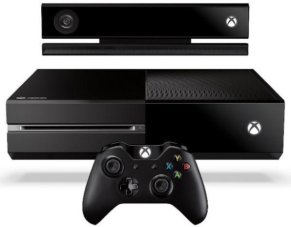 Консоль Microsoft Xbox One вышла в продажу