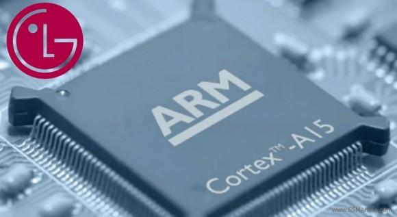 Чипсет LG Odin получит 8-ядерный процессор
