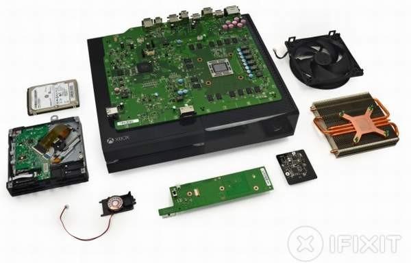 Винчестер в Xbox One поддается самостоятельной замене
