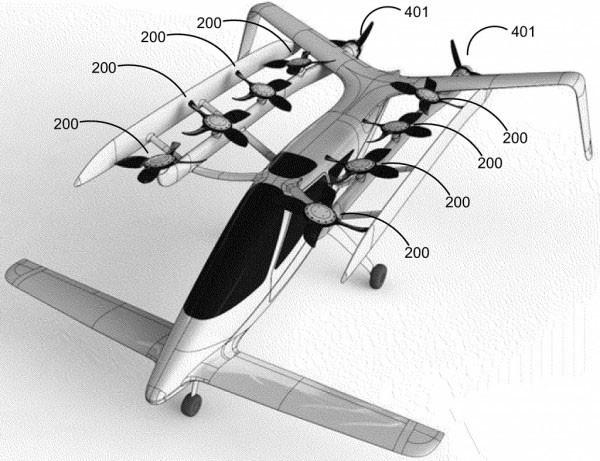 Разрабатывается очередной авиамобиль Zee.Aero