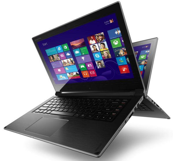 Lenovo Flex 14 и 15 – выверни ноутбук наизнанку!!