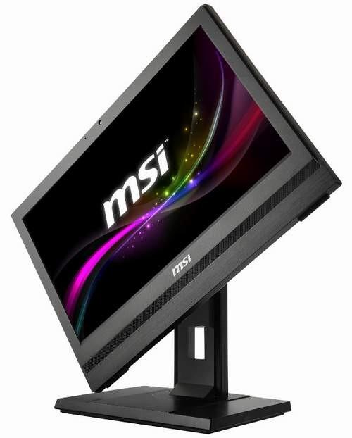 Моноблок MSI AP200 заботится о зрении пользователя