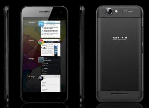 Тонкий смартфон Blu Life Pro с металлическим корпусом