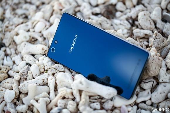 Oppo опубликовала фото наследника Find 5