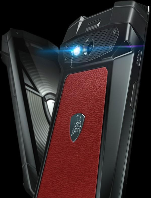 Представлен премиум-смартфон Lamborghini Antares