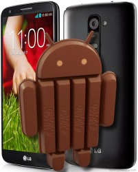 LG G2 получил Android 4.4 KitKat